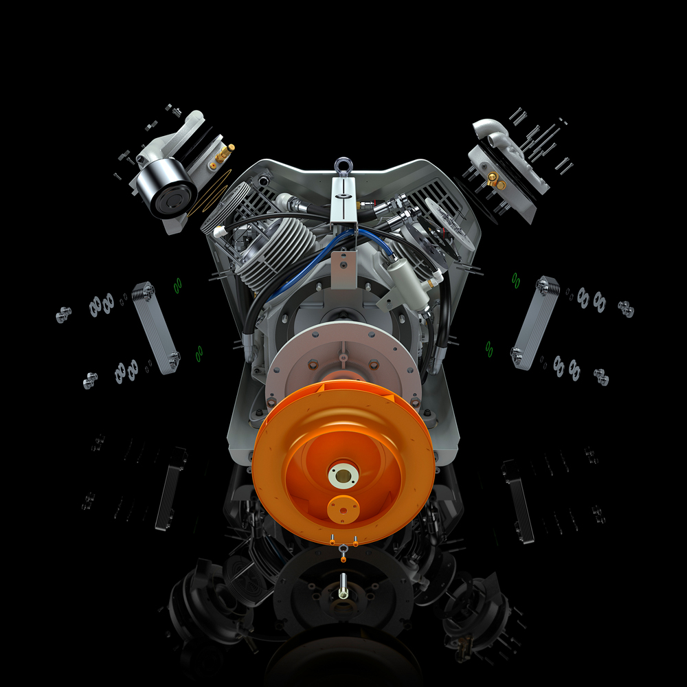 X-Range Compressor
